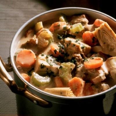 Exemple repas à domicile à Capens,Rieux et Noé